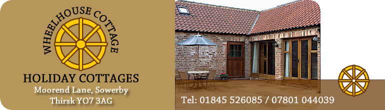 Wheelhouse Farm Holiday Cottages Bed and Breakfast